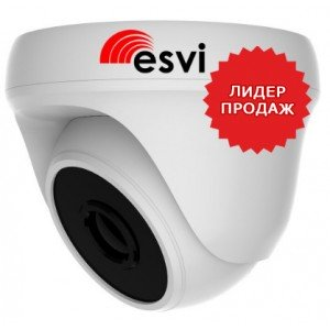 EVC-DP-F22-A (BV), IP камера, f=3.6мм, 2.0Мп
